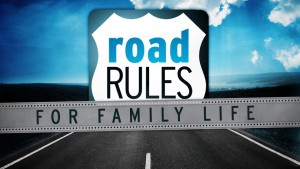 Road Rules for Family Life: Fun