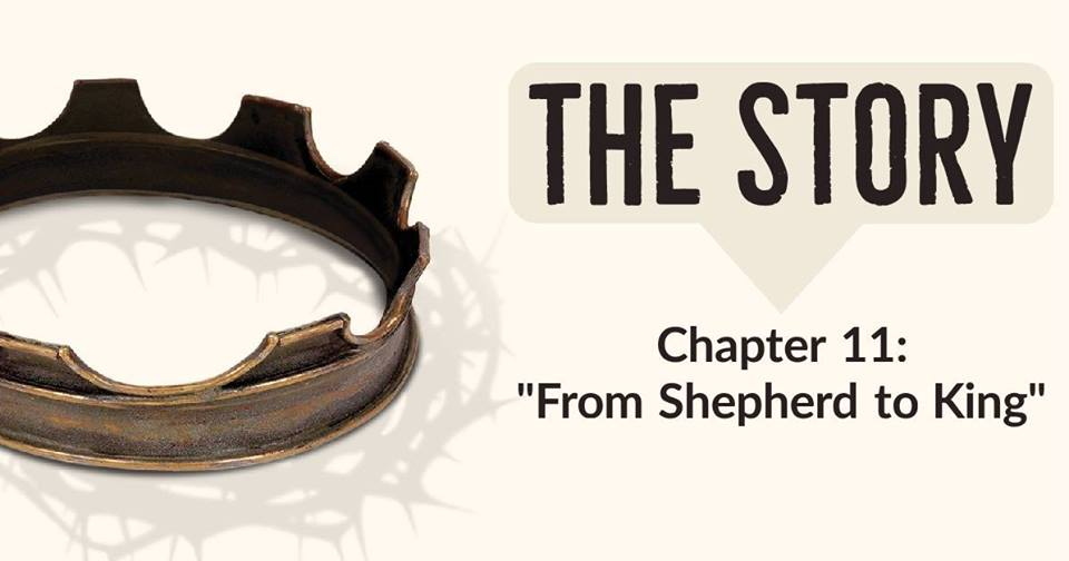 The Story: From Shepherd to King